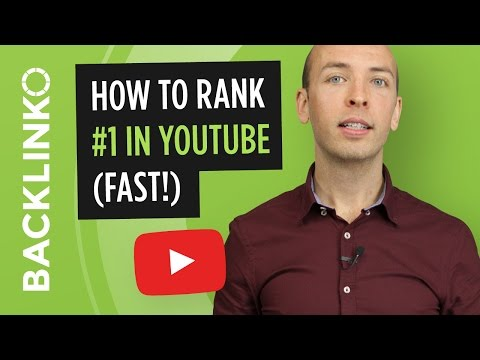 Video SEO - How to Rank #1 in YouTube (Fast!) - Steps SEO