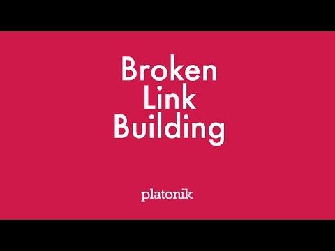 Broken Link Building to build backlinks - Steps SEO