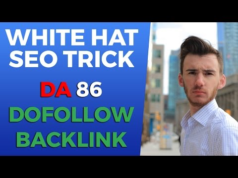 The White Hat SEO Method I Used To Get A DA86 Dofollow Backlink - Steps SEO