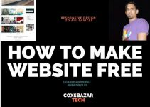 How to create your free responsive website with SEO friendly theme