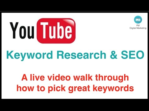 Youtube Keyword Research Tool For Video SEO - Steps SEO