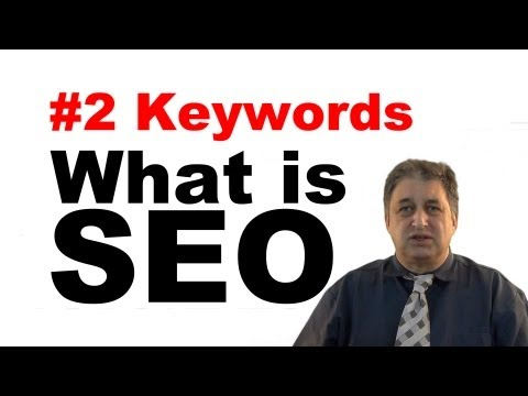 #2 SEO Tutorials for Beginners | Keywords and Search Engine Optimization (SEO) - Steps SEO