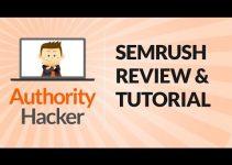 SEMRush Review Tutorial