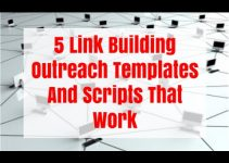 5 Link Building Templates And Scripts That Work