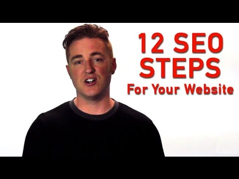On Page SEO Tutorial - 12 Steps To Rank Your Website in Google - Steps SEO