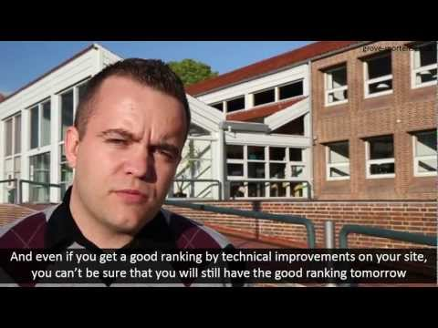 Search engine marketing - SEM SEO - Marketing analyst Lars Grove Mortensen - Steps SEO