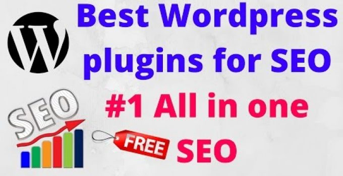 Best All in one Wordpress SEO Plugins