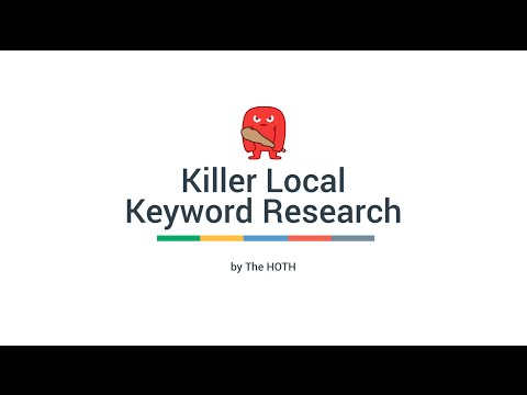 Local SEO Keyword Research - Steps SEO